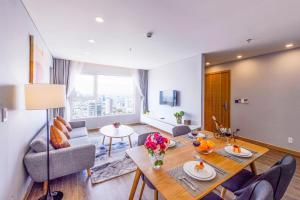 Zen Diamond Suites Hotel, Szállodák  Da Nang - big - 16