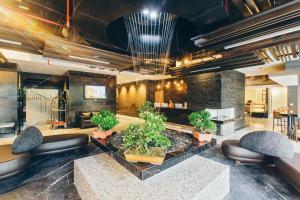 Zen Diamond Suites Hotel, Szállodák  Da Nang - big - 43