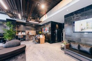 Zen Diamond Suites Hotel, Szállodák  Da Nang - big - 47