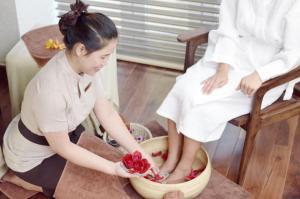 Zen Diamond Suites Hotel, Szállodák  Da Nang - big - 31