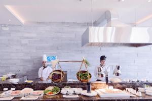 Zen Diamond Suites Hotel, Szállodák  Da Nang - big - 33