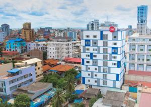 ServiceOne, Apartmány  Phnom Penh - big - 21