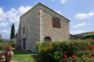La Canonica Di Cortine, Country houses  Barberino di Val d'Elsa - big - 36