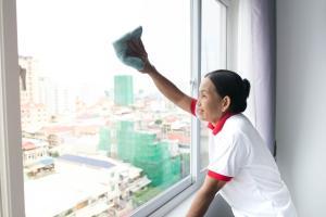 ServiceOne, Apartmány  Phnom Penh - big - 17