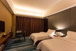 Metropolo, Shijiazhuang, Yuhua Wanda Plaza, Hotels  Shijiazhuang - big - 18