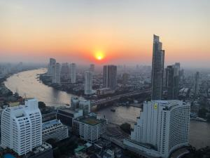Forty Seven view by Pattiya, Appartamenti  Bangkok - big - 60