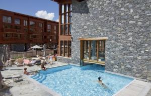Appart'Hotel Odalys Prestige Eden, Apartmanhotelek  Arc 1800 - big - 44