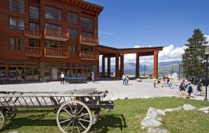 Appart'Hotel Odalys Prestige Eden, Apartmanhotelek  Arc 1800 - big - 48