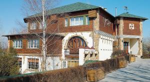 Hotel Orlinoye Gnezdo