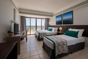 Superior Triple Room with Sea View
