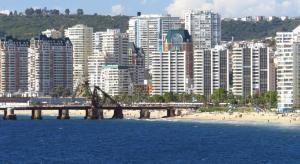 Apart Viña del Mar Downtown, Apartmány  Viña del Mar - big - 16