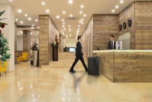 Rila Hotel Sofia, Hotel  Sofia - big - 51
