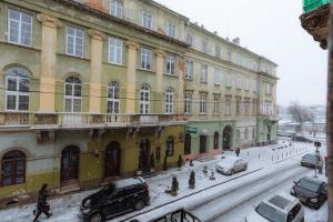 Apartments on Teatralna 26, Apartments  Lviv - big - 6