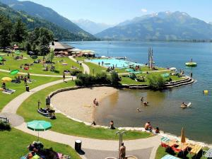 Villa Silvia, Appartamenti  Zell am See - big - 24