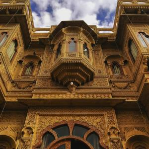Hotel Royal Haveli, Hotely  Jaisalmer - big - 87