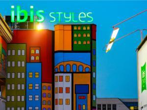 ibis Styles Skopje, Hotely  Skopje - big - 1