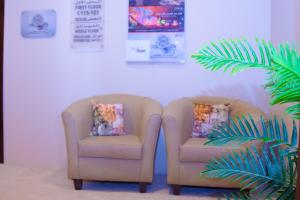 Madar Suites, Apartmanhotelek  Yanbu - big - 21