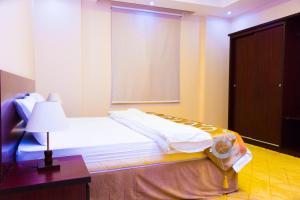 Madar Suites, Apartmanhotelek  Yanbu - big - 9