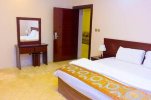 Madar Suites, Apartmanhotelek  Yanbu - big - 14