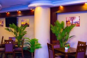 Madar Suites, Apartmanhotelek  Yanbu - big - 18
