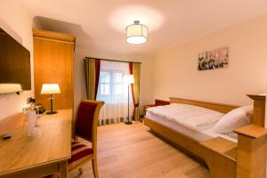 Hotel-Gaststätte zum Erdinger Weißbräu, Отели  Мюнхен - big - 20