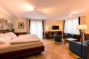 Hotel-Gaststätte zum Erdinger Weißbräu, Отели  Мюнхен - big - 18