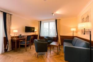 Hotel-Gaststätte zum Erdinger Weißbräu, Отели  Мюнхен - big - 17