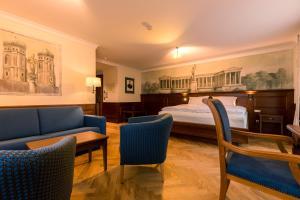 Hotel-Gaststätte zum Erdinger Weißbräu, Отели  Мюнхен - big - 16