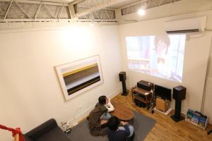 Hammock Theater, Дома для отпуска  Осака - big - 27
