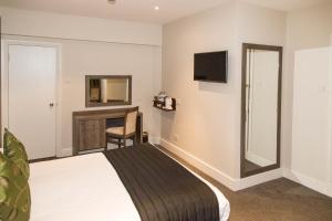 Kensington Gardens Hotel, Hotely  Londýn - big - 10