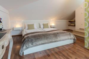 Hotel Villa Rosa, Отели  Аллерсхаузен - big - 20