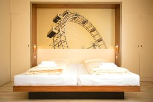 JUFA Hotel Wien, Hotely  Vídeň - big - 18
