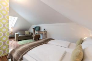 Hotel Villa Rosa, Отели  Аллерсхаузен - big - 23