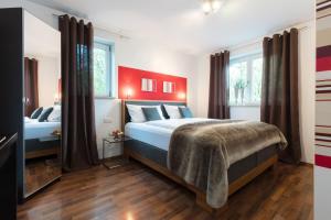 Hotel Villa Rosa, Отели  Аллерсхаузен - big - 1