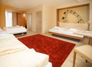 JUFA Hotel Wien, Hotely  Vídeň - big - 9