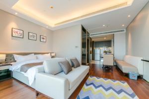Jiahe Apartment, Apartmány  Suzhou - big - 13