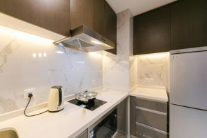 Jiahe Apartment, Apartmány  Suzhou - big - 12