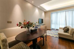 Jiahe Apartment, Apartmány  Suzhou - big - 11