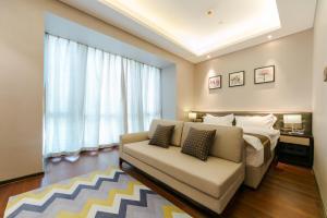 Jiahe Apartment, Apartmány  Suzhou - big - 9