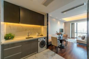 Jiahe Apartment, Apartmány  Suzhou - big - 8