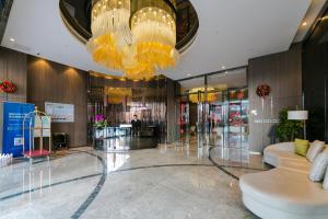 Jiahe Apartment, Apartmány  Suzhou - big - 6
