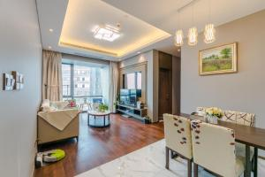 Jiahe Apartment, Apartmány  Suzhou - big - 19