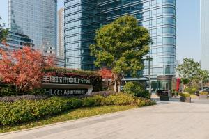Jiahe Apartment, Apartmány  Suzhou - big - 16