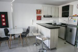 Apartamento Rodadero, Apartmanok  Santa Marta - big - 9