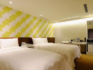 Hotel Puri Taipei Station Branch, Hotely  Taipei - big - 12
