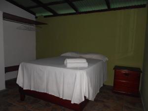 La Casa De Juan, Apartmány  Las Galeras - big - 33