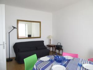 T2 FACE A L'OCEAN, Apartmány  Biarritz - big - 4