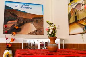 Hotel Frontera, Hotel  La Quiaca - big - 32