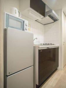 Faminect Apartment in Osaka FN449, Apartmány  Osaka - big - 11