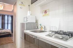 Faminect Apartment in Osaka FN449, Апартаменты  Осака - big - 18